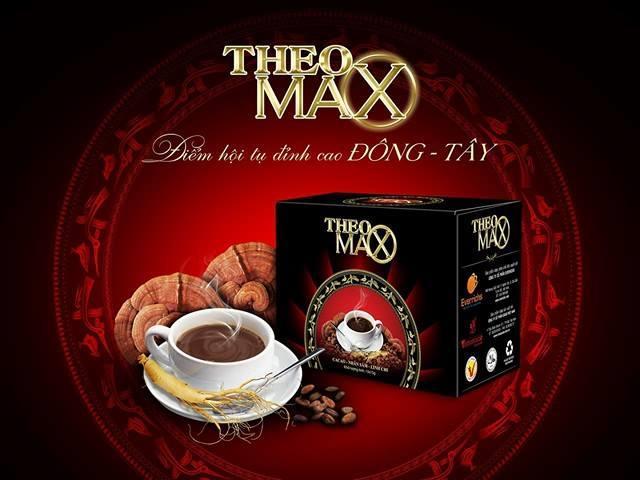 SẢN PHẨM GIẢM CÂN THEO MAX - CA CAO NHÂN SÂM LINH CHI