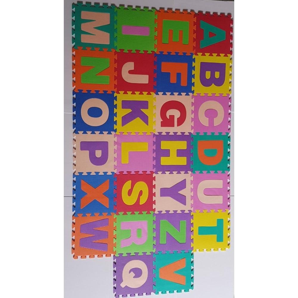 Hình ảnh Bộ xốp 26 chữ cái - 30x30 cm