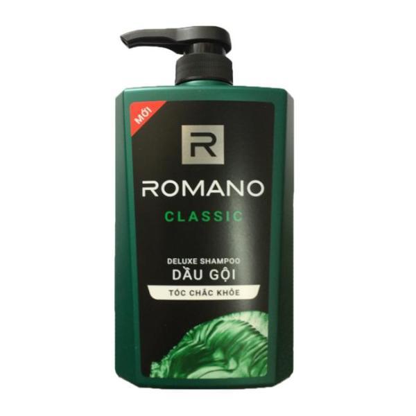Dầu gội Romano Classic 650ml giá rẻ
