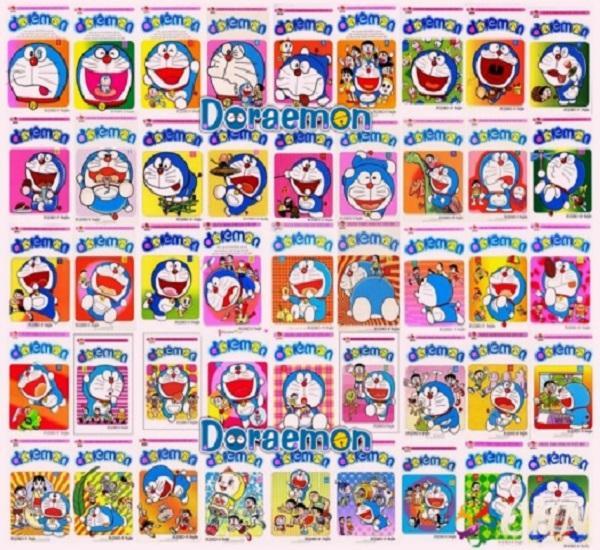 Combo 10 Truyện Tranh Doraemon - Loại Truyện Ngắn Có Giá Cực Tốt