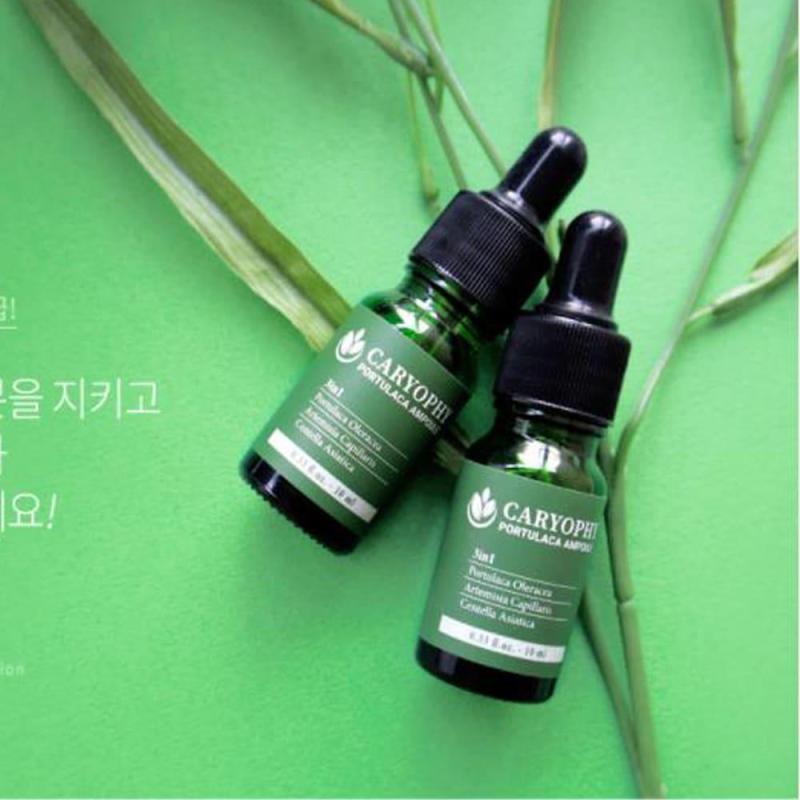 Tinh chất trị mụn Caryophy Portulaca Ampoule 10ml