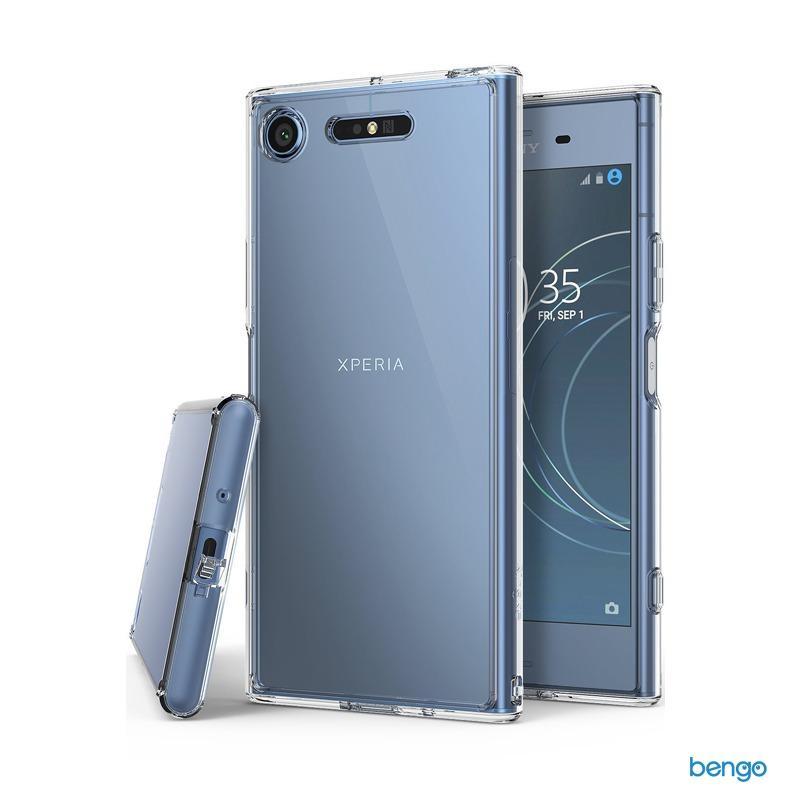 Giá Bán Ốp Lưng Sony Xperia Xz1 Ringke Fusion Ringke