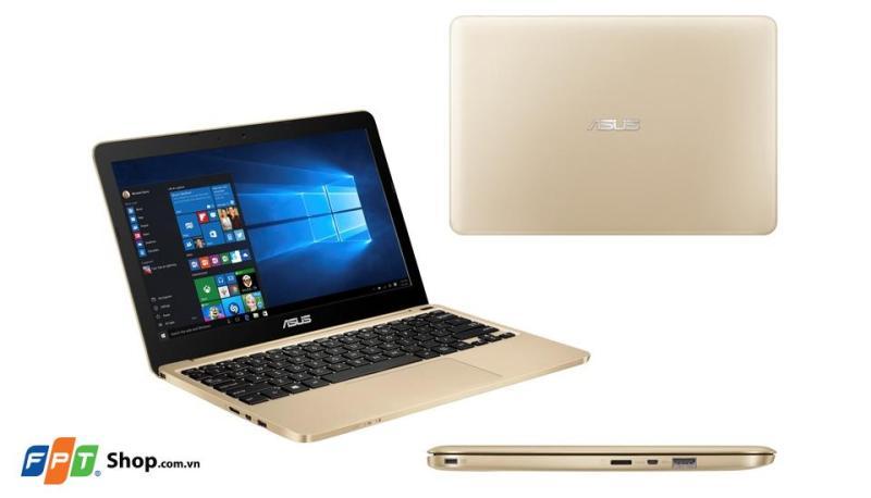 Laptop Asus E200HA-FD0043TS  mini ram 2gb lưu trữ 32gb hàng nhập khẩu 2018 full box bảo hành 12 tháng