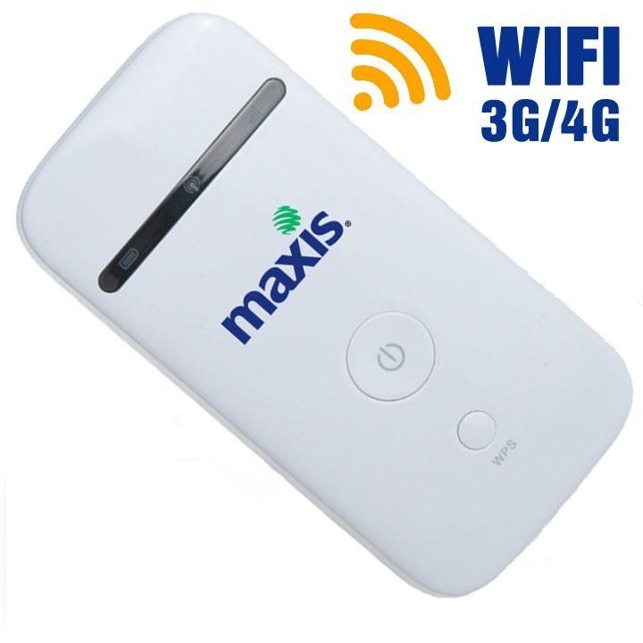 Thiết bị phát wifi 3G 4G PKCB Maxis MF65 Tốc Độ Cao PF50