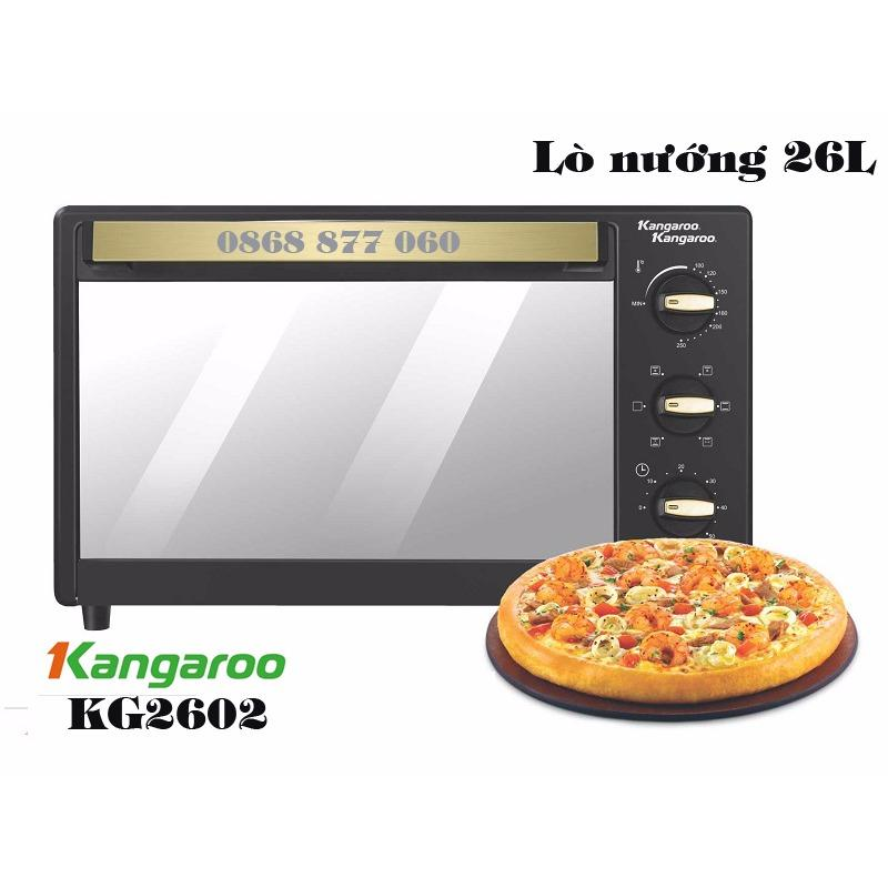 Lò nướng điện 26L KANGAROO KG2602