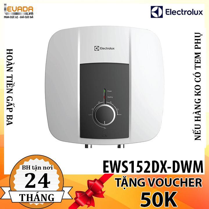 Bảng giá (ONLY HCM) Máy Nước Nóng Electrolux EWS152DX-DWM