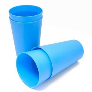 Bộ 10 Ly nhựa uống nước cao cấp UBL KD0012(xanh,đỏ) thumbnail