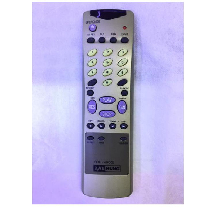Bảng giá Remote đầu đĩa Ariang DH-3600 / DH-4200 / DH-4500