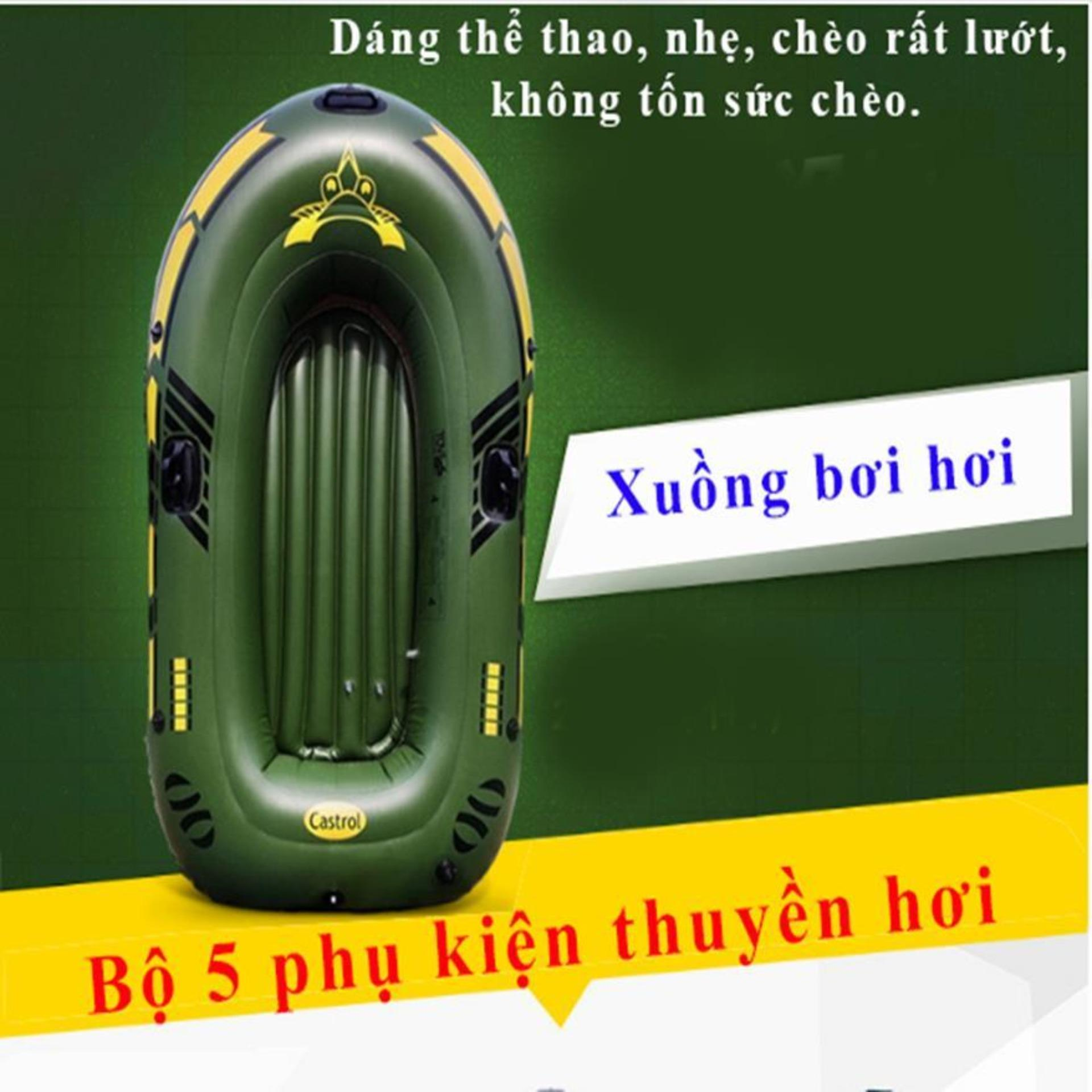 Hình ảnh Thuyền Hơi Câu Cá, BOAT 300, Thuyền Bơm Hơi Cao Su, Hàng Đẹp, An Toàn, Giá Tốt, Phân Phối Uy Tín Bởi ROC Store