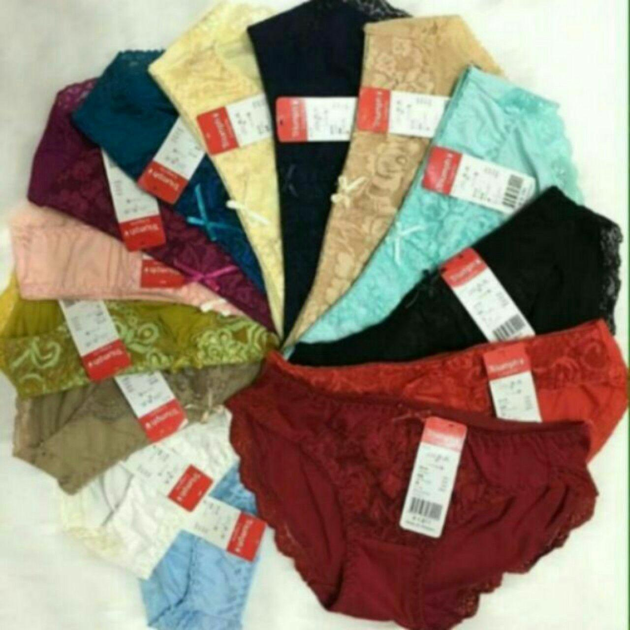 Hình ảnh Com bo 10 quần cotton triumhp