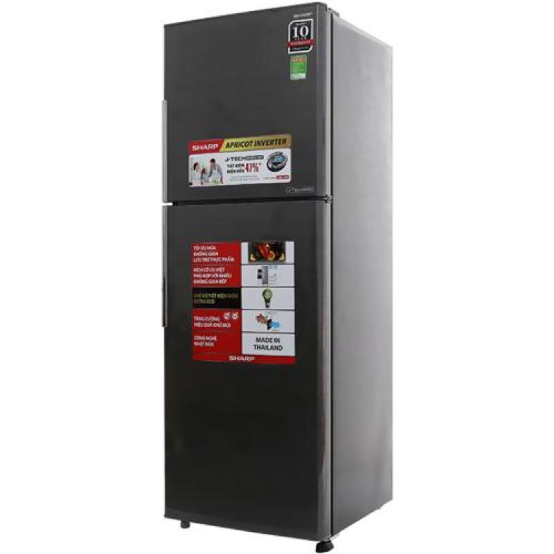 Tủ lạnh Sharp 342 lít SJ-X346E-DS
