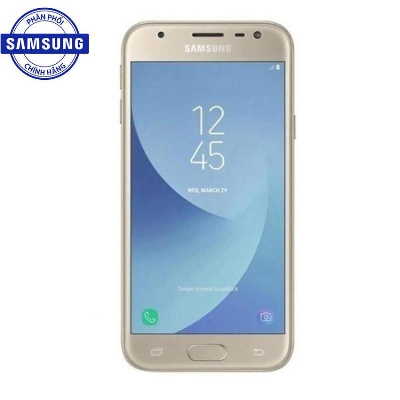 Samsung Galaxy J3 Pro 16GB RAM 2GB (Vàng) - Hãng phân phối chính thức