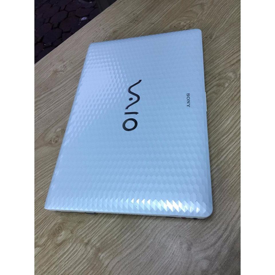 Hình ảnh Sony vaio VPCH Core i5-2430M Ram 4gb HDD 500gb màn 15,6inh fui phím