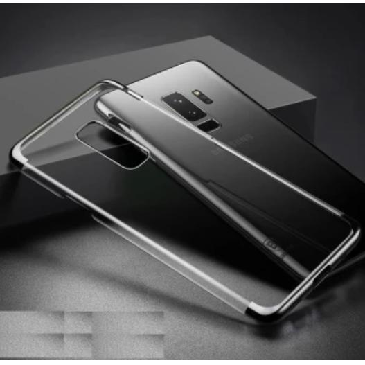 Ốp Lưng Cho Samsung Galaxy S9 Plus Baseus Glitter Trong Suốt Viền Mạ Crom Baseus Rẻ Trong Việt Nam