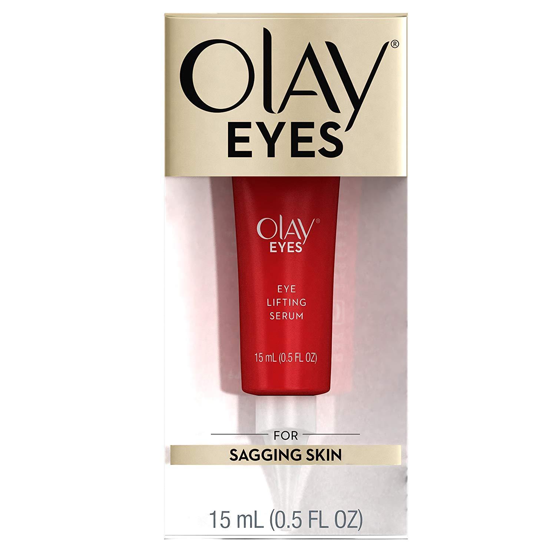 Tinh Chất Dưỡng Vùng Mắt Olay Eyes Eye Lifting Serum For Sagging Skin 15ml nhập khẩu