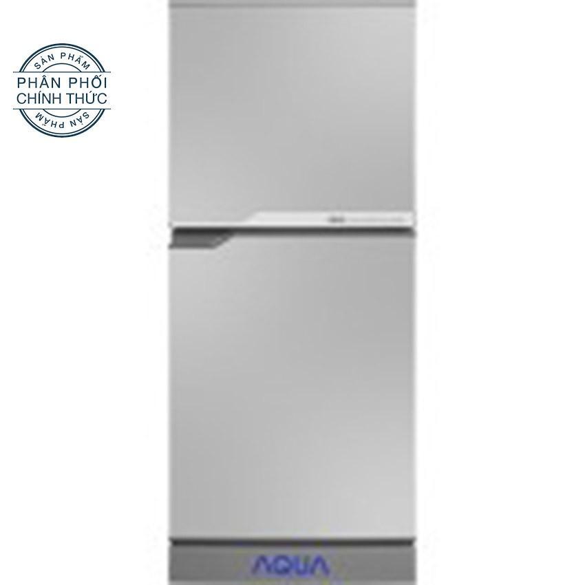 Hình ảnh Tủ lạnh AQUA AQR-125BN(SS) 123 Lít (Bạc)