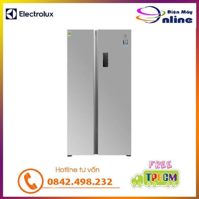 (Hỏi Hàng Trước Khi Đặt) Tủ Lạnh Side By Side Electrolux ESE5301AG - Giá Tại Kho
