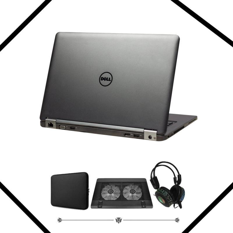 Laptop Dành cho Doanh Nhân Dell Latitude E5450 (i5-5300u, 14inch, 16GB, SSD 480GB, VGA NVIDIA Rời 2GB) + Bộ Quà Tặng