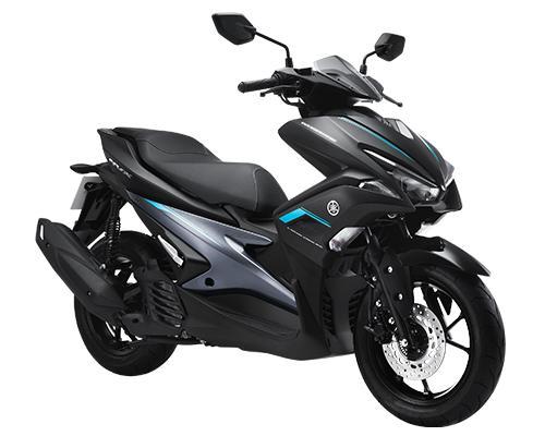 Xe Yamaha NVX 125 Deluxe 2019 (Đen Nhám)