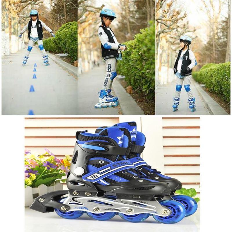 Mua Giầy trượt patin cho trẻ em giá rẻ, Giay truot patin gia bao nhieu, Giày trượt patin, Thiết kế thông minh, Kiểu dáng đẹp Mẫu9