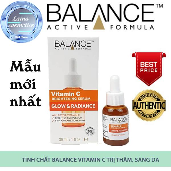 [SIÊU SALE] Serum Balance Vitamin C Anh Chính Hãng 100% tốt nhất