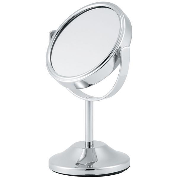 Gương trang điểm 2 mặt có chân đế - tiện lợi tốt nhất