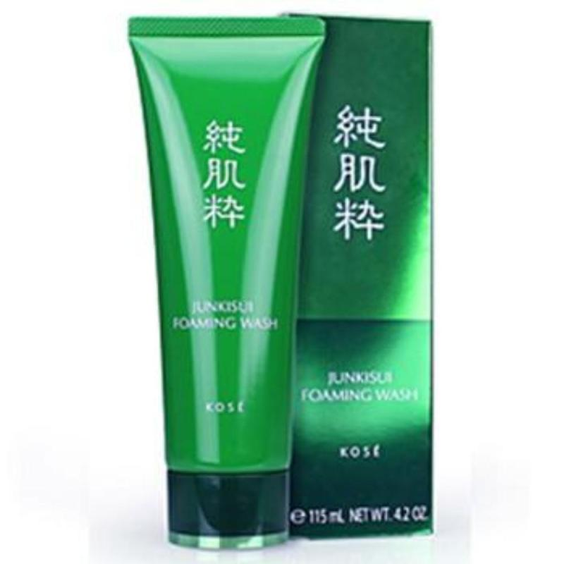 Sữa rửa mặt thảo dược Dr.Snow Medicated Junkisui Washing Cream Nhật Bản 120ml
