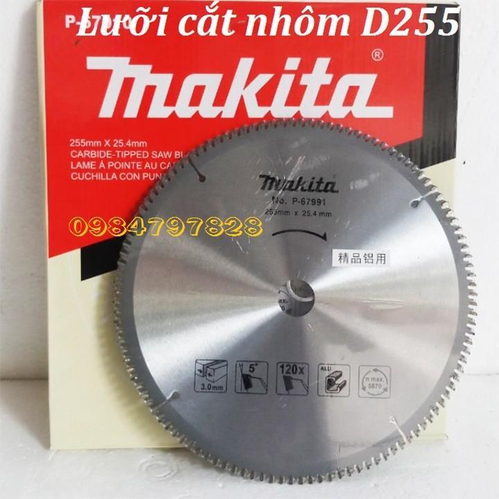 Lưỡi cắt nhôm Makita P67991  luoi cat nhom makita