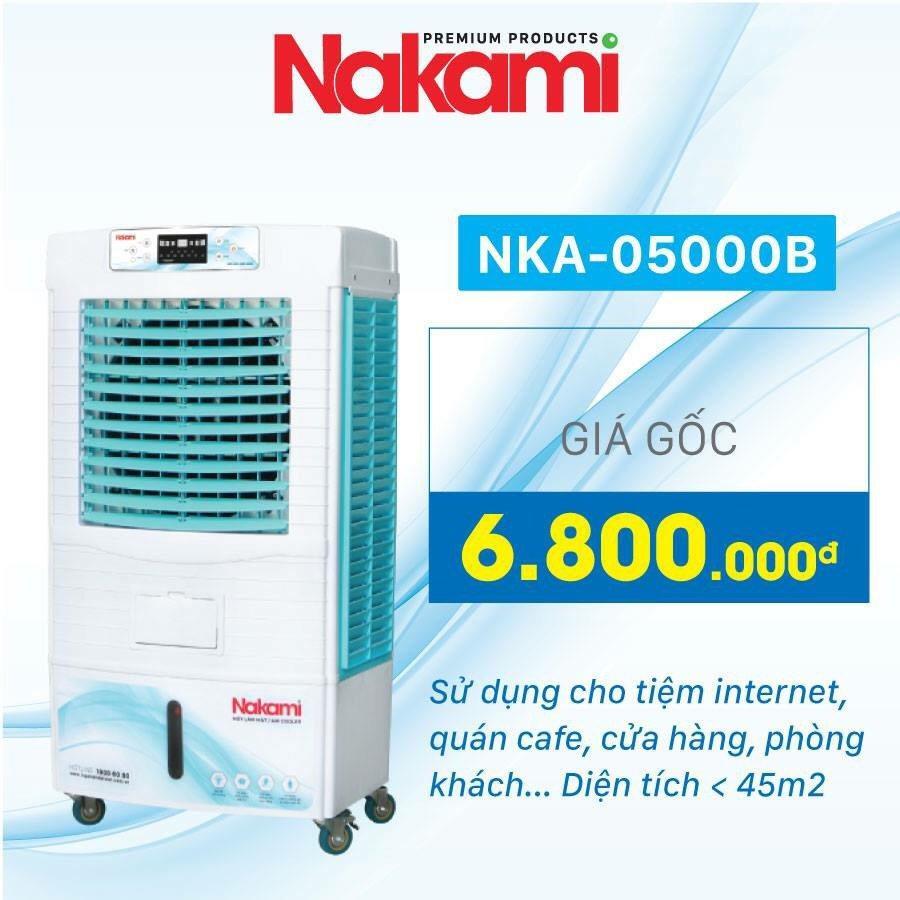 Quạt điều hòa hơi nước làm mát không khí NAKAMI NKA-05000B ( 2018 )