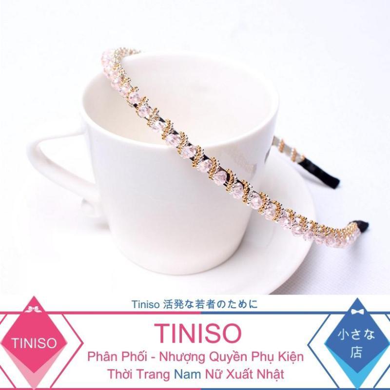 Xược Đính Đá Cao Cấp TINISO8011