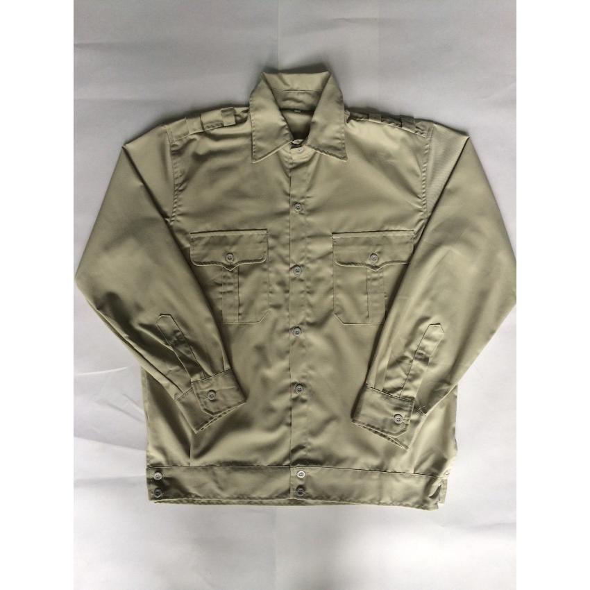 Hình ảnh Đồng phục công nhân vải kaki Nam Định