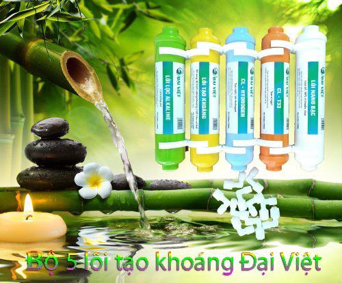 5 Lõi tạo khoáng T33 Đại Việt