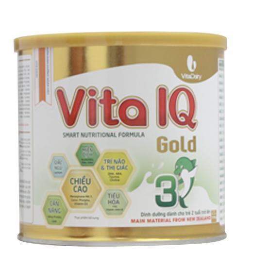 Giá Bán Sữa Vita Iq Gold 3 700G 2 Tuổi Trở Len Mới