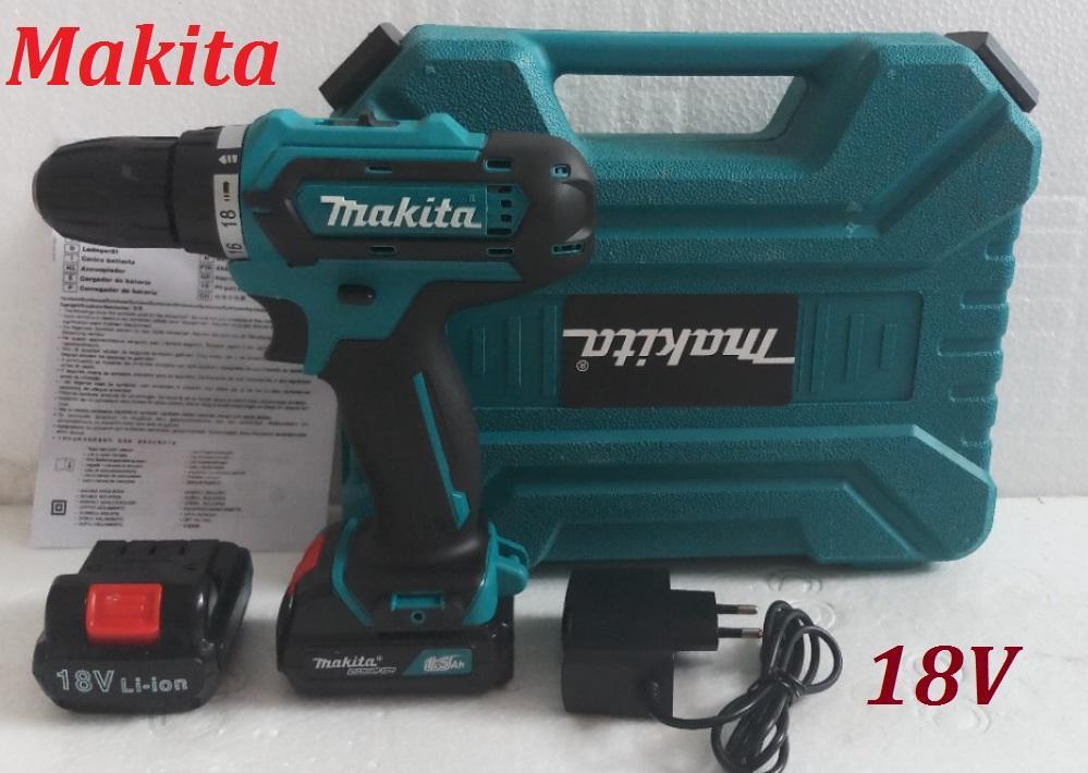 Khoan pin Makita 18V