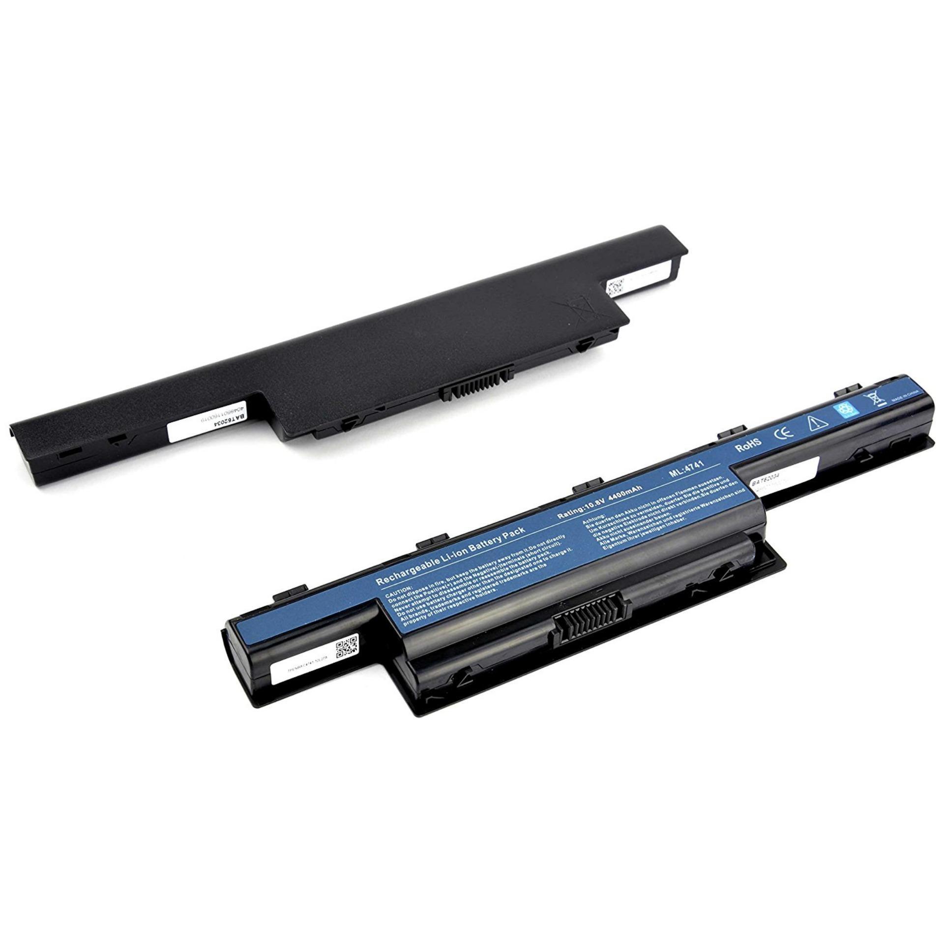 Pin cho Laptop Acer Aspire E1-421 E1-431 E1-471 E1-531 E1-571 Hàng nhập khẩu bảo hành 12 tháng lỗi 1 đổi 1