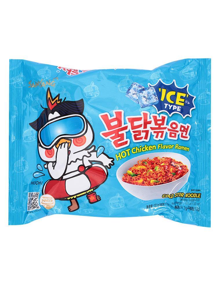 Mì gà cay lạnh SAMYANG Hàn Quốc (gói)