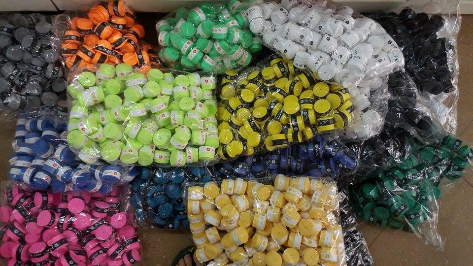 100 cuốn cán vợt Joto nhiều màu