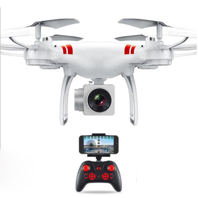 Máy bay điều khiển từ xa Flycam KY101 Camera Full HD, Kết nối Wifi có tay cầm điều khiển Nhật Bản