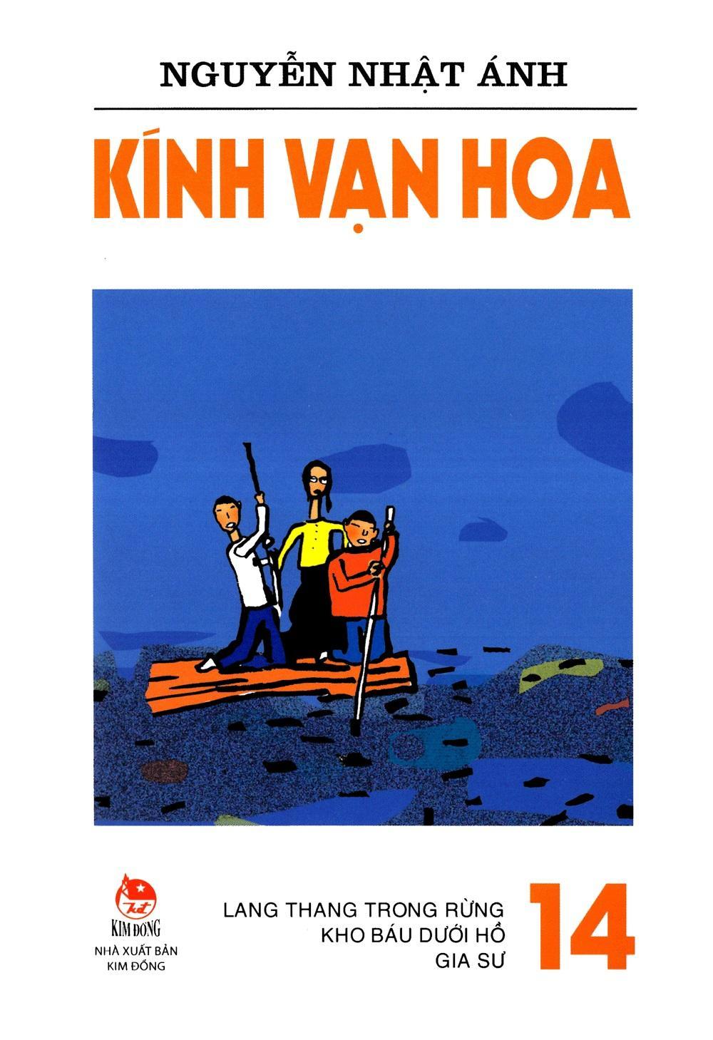 Mua Kính Vạn Hoa (Phiên Bản 18 Tập) - Tập 14 - Lang Thang Trong Rừng - Kho Báu Dưới Hồ - Gia Sư
