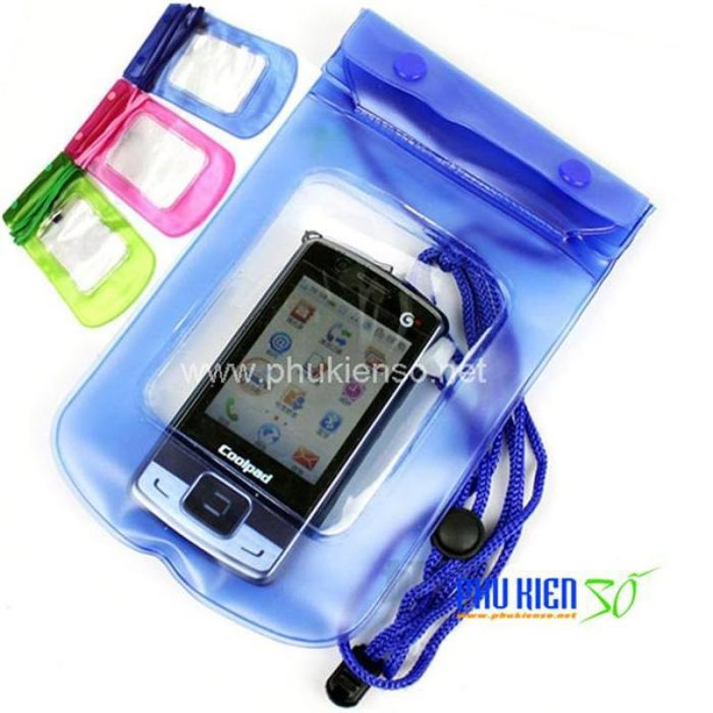Bảng giá Combo 02 Túi chống nước điện thoại ,máy ảnh Phong Vũ