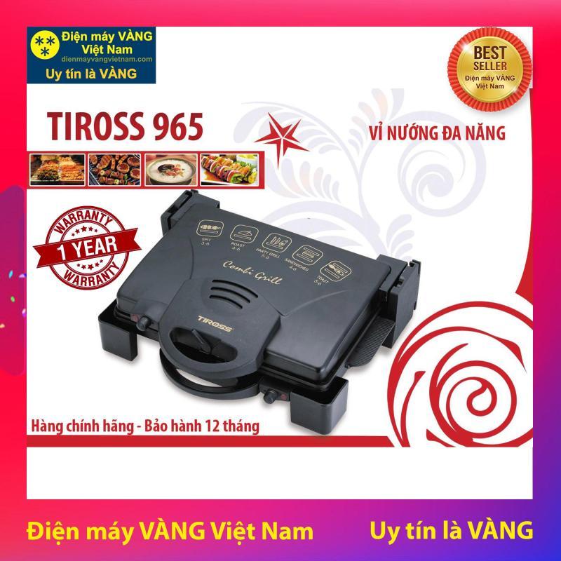 Bảng giá Máy kẹp nướng bánh mỳ đa năng Tiross TS965 Điện máy Pico