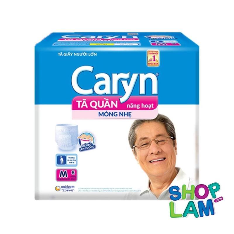Tã quần Unicharm Caryn M8 tốt nhất