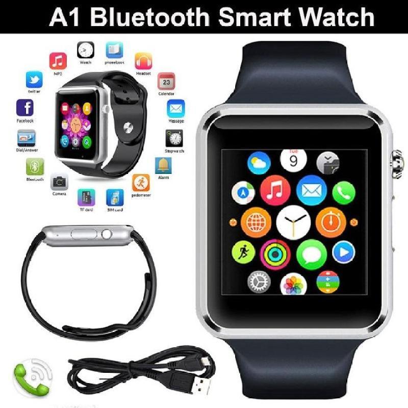 Đồng hồ thông minh smartwatch A1 cao cấp bán chạy