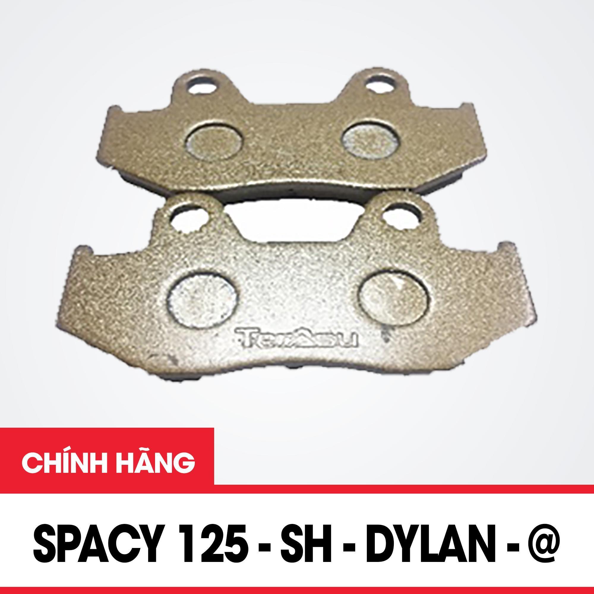 Bộ Má Phanh Đĩa Spacy 125, Dylan, @, SH,Spacy II chính hiệu Daichi Việt Nam - Daichi.vn