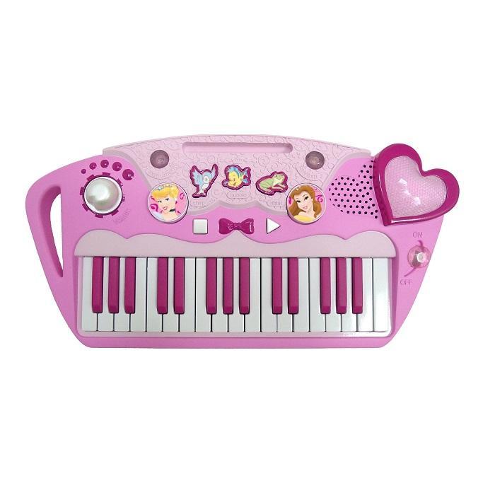 Hình ảnh Đàn keyboard Disney Princess (Hồng)