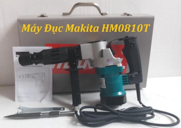 MÁY ĐỤC BÊ TÔNG MAKITA-HM0810T