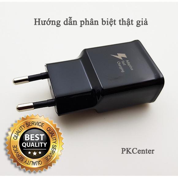 Giá Bán Trọn Bộ Sạc Nhanh Zin May Cho Samsung Note 8 Quickcharge 3 Phan Biệt Thật Giả Bởi Pkcenter Trực Tuyến Hồ Chí Minh