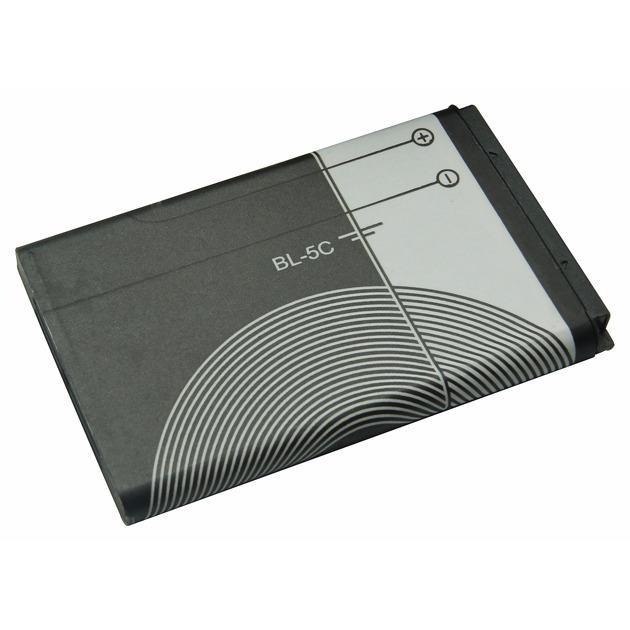 Pin 5C dành cho Nokia 1280, 1200, 1110i,…Hàng Linh Kiện Loại 3(Dung Lượng Trung bình)
