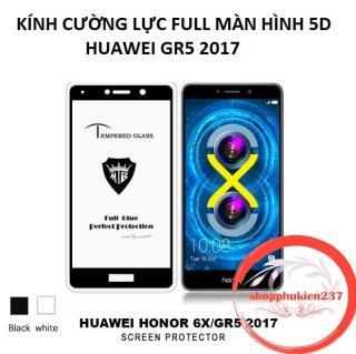 [HCM]HUAWEI GR5 2017 KÍNH CƯỜNG LỰC 5D FULL KEO TOÀN MÀN HÌNH thumbnail