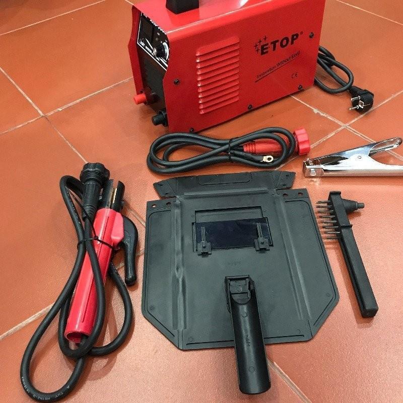 Máy hàn- Máy hàn điện tử Inverter ETOP ARC-300S - ETOPARC300S